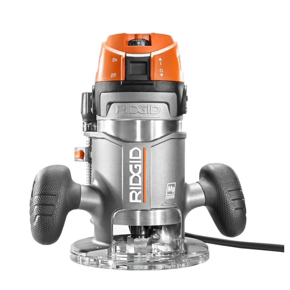 Image of Save 12%! New Ridgid R2002 router with lifetime warranty