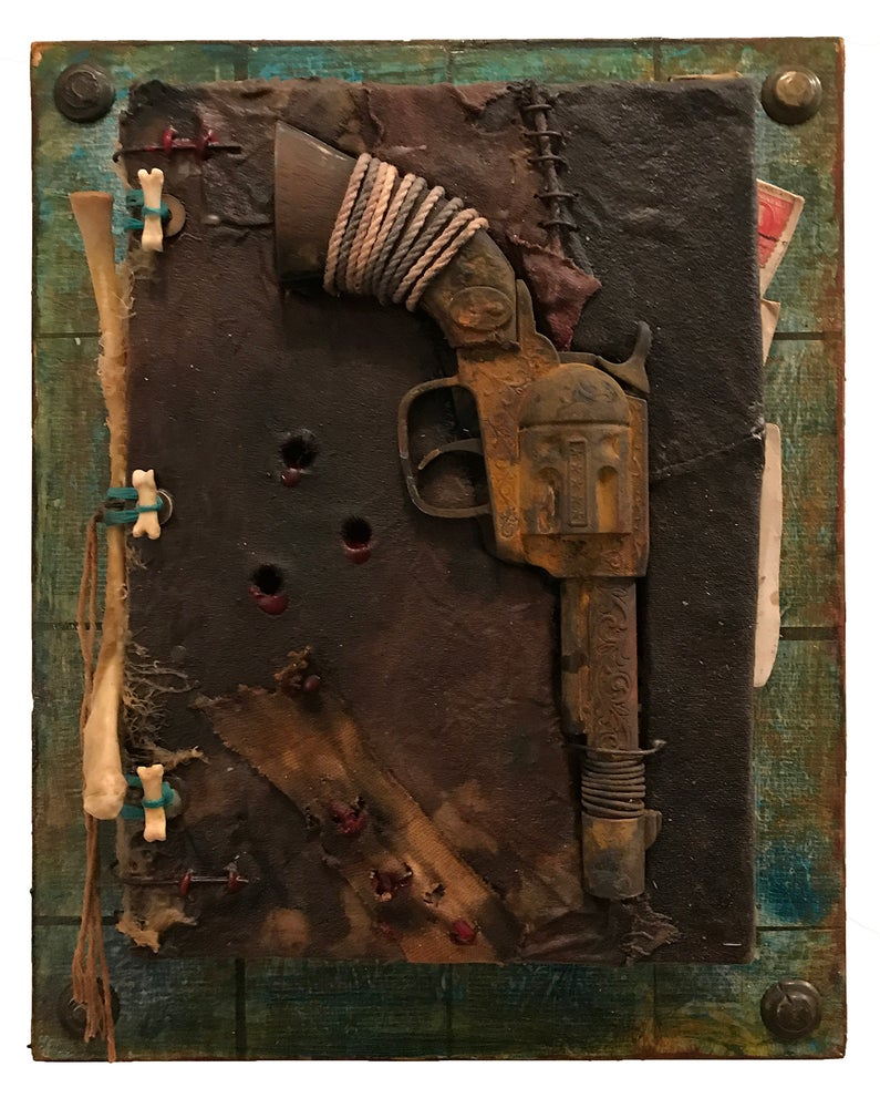 Image of Gunfighters Diary: Revelation