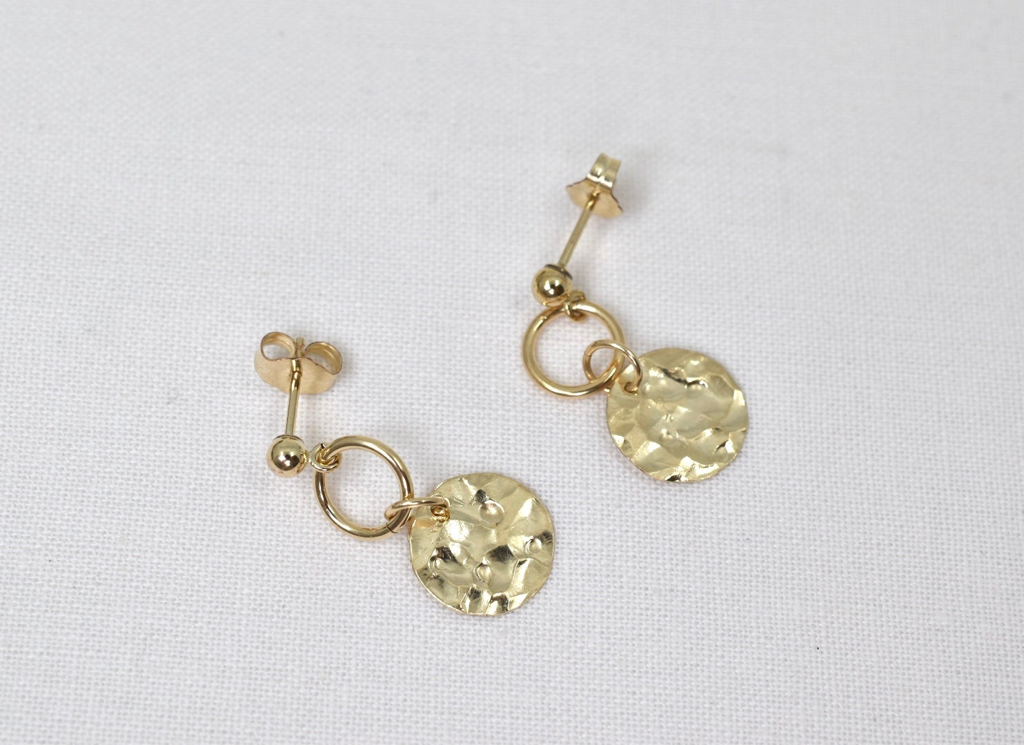 Image of Little Moon Earrings