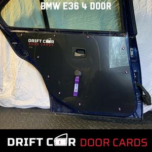 Image of BMW e36 saloon / sedan - 4 door