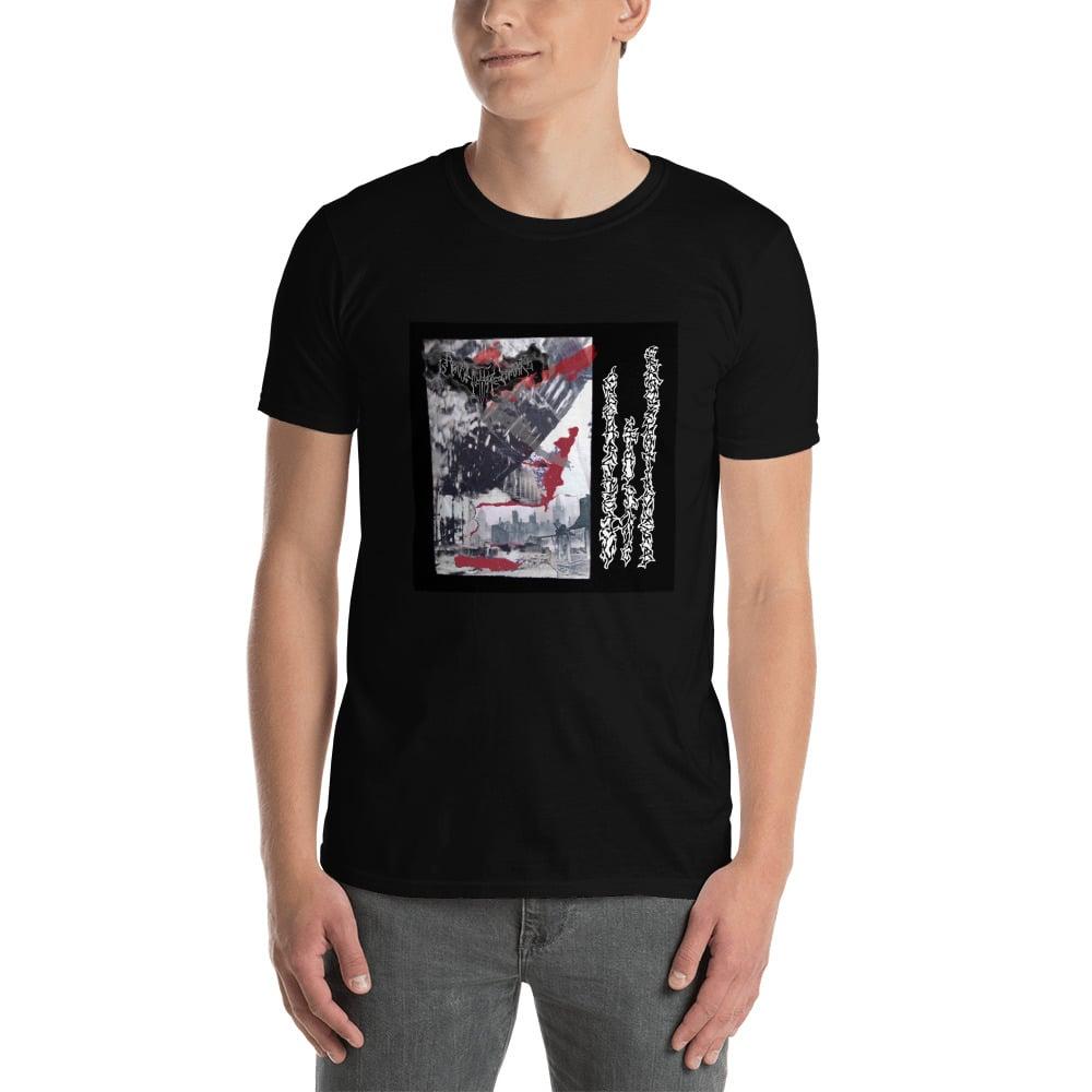 Image of  Brenoritvrezorkre cover Short-Sleeve Unisex T-Shirt