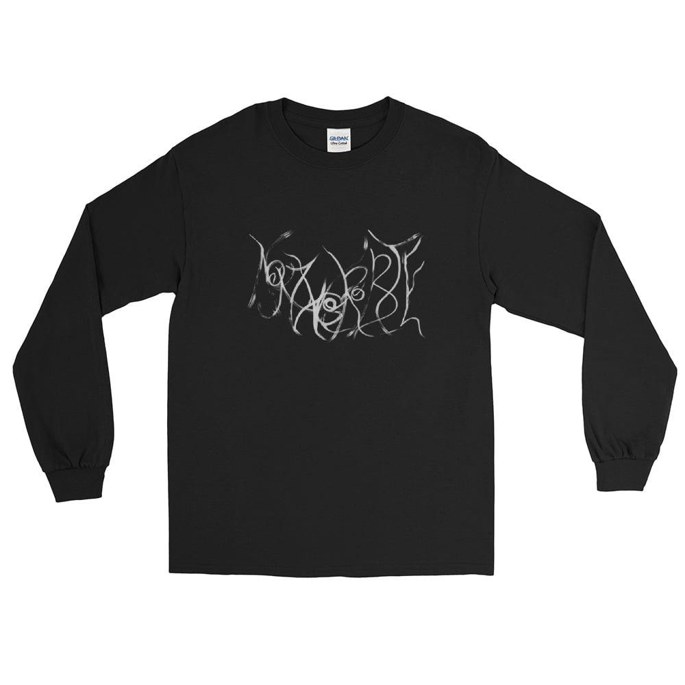 Image of Norzvgorobtre Logo Long Sleeve T-Shirt