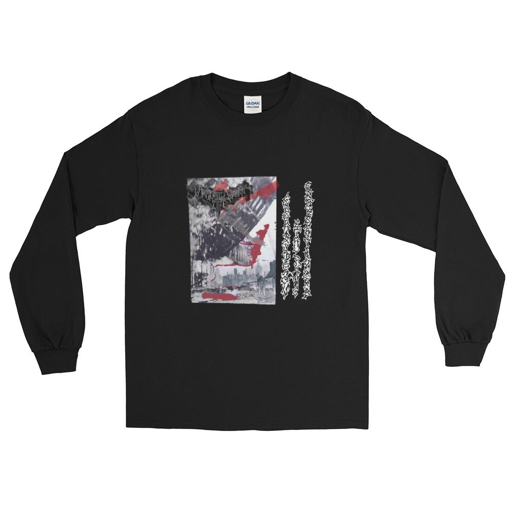 Image of Brenoritvrezorkre Cover Long Sleeve T-Shirt