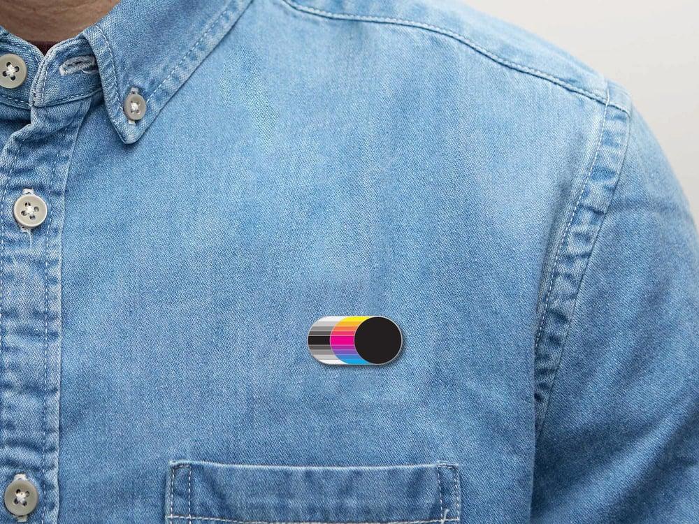 Image of Pin Lost.Optics X MARe