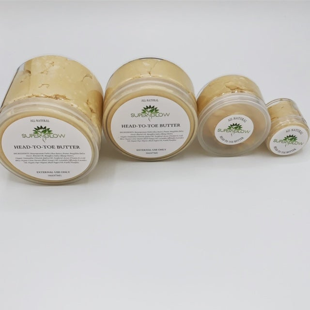 Image of SUPERGLOW™ Head-To-Toe Butter