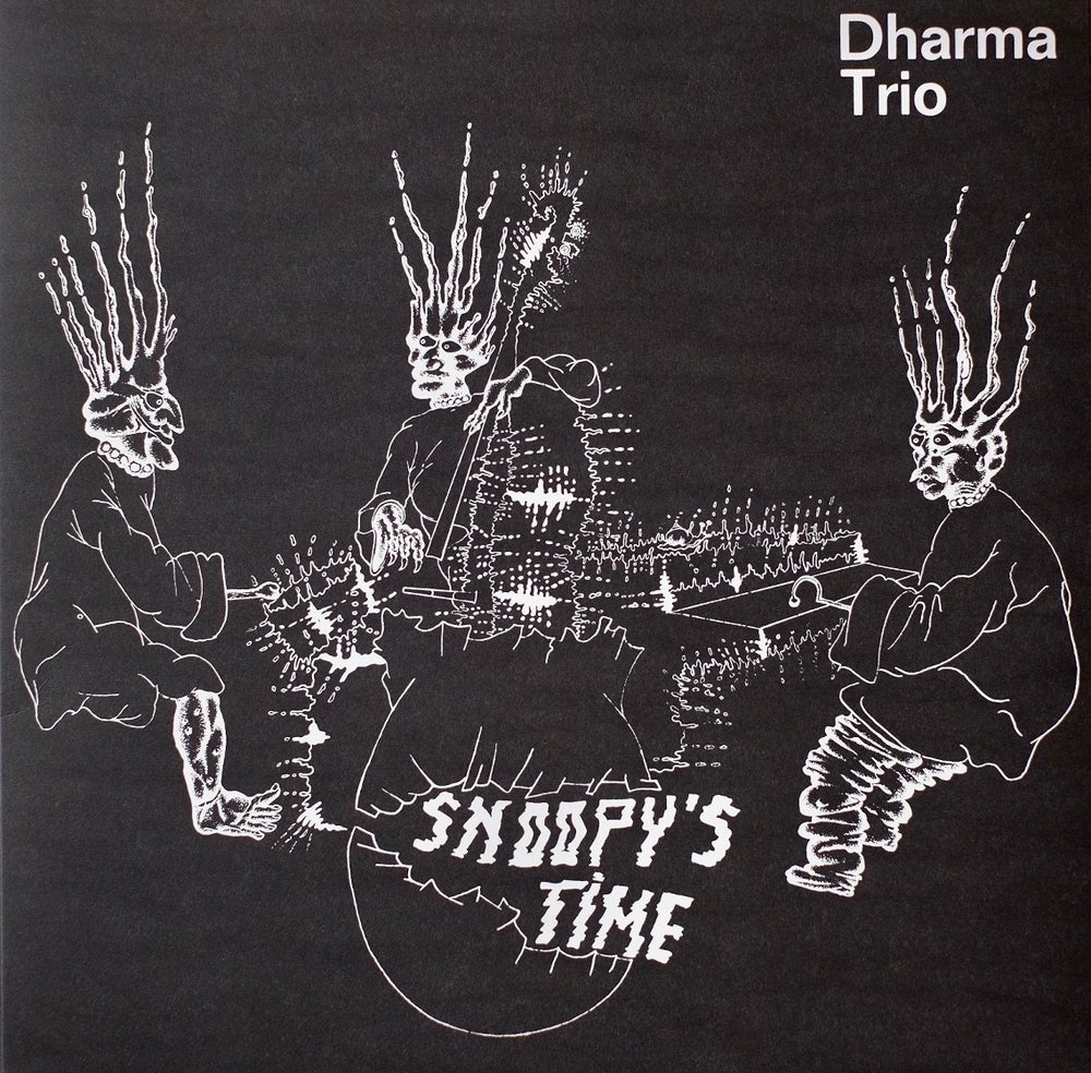 Image of Dharma Trio ‎– Snoopy's Time - FFL039