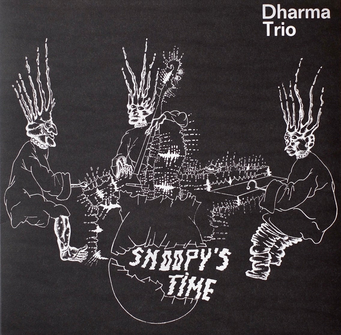 Image of Dharma Trio – Snoopy's Time - FFL039