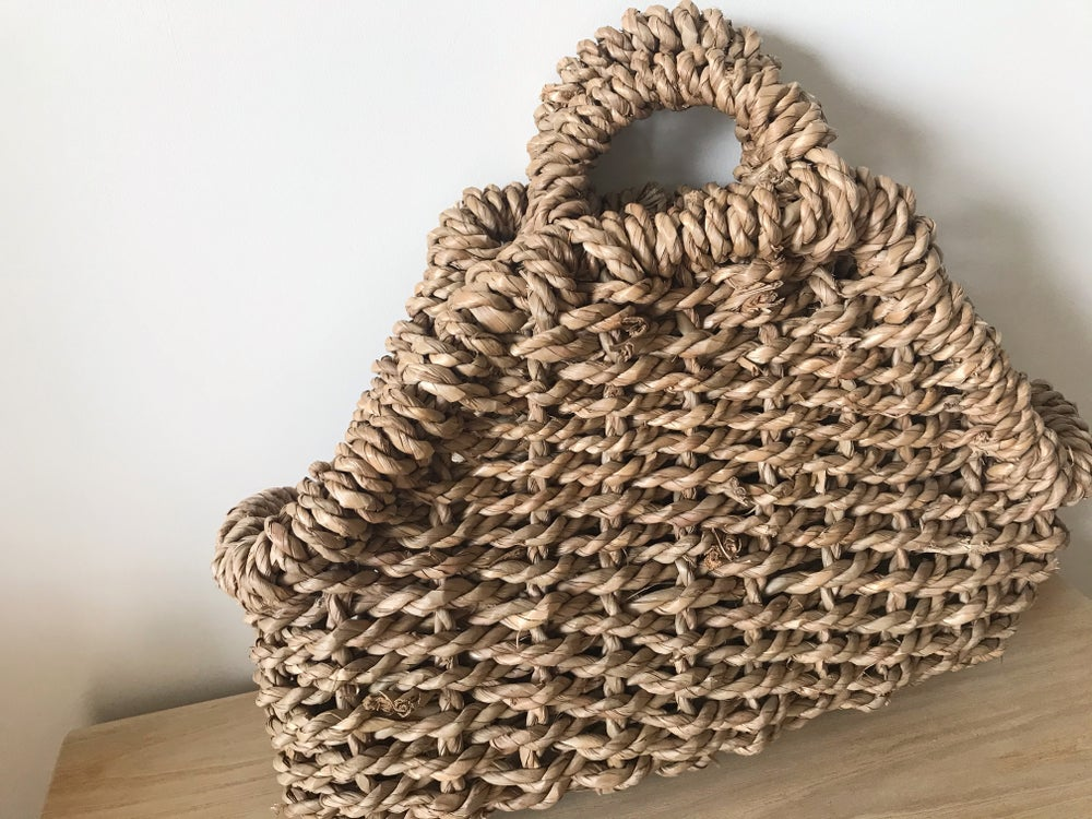 Image of Chunky Basket/Handbag