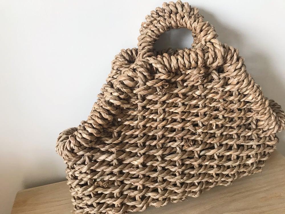 Image of Chunky Basket/Handbag