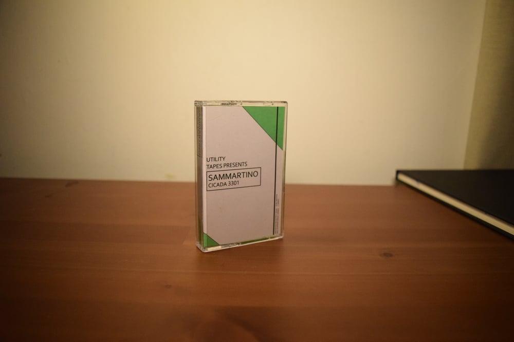 Image of UT003: Sammartino - CICADA 3301