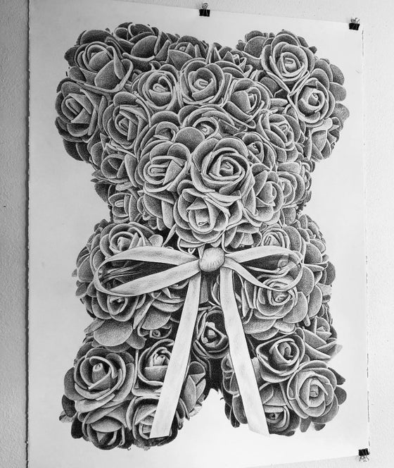 Image of Rose Teddy