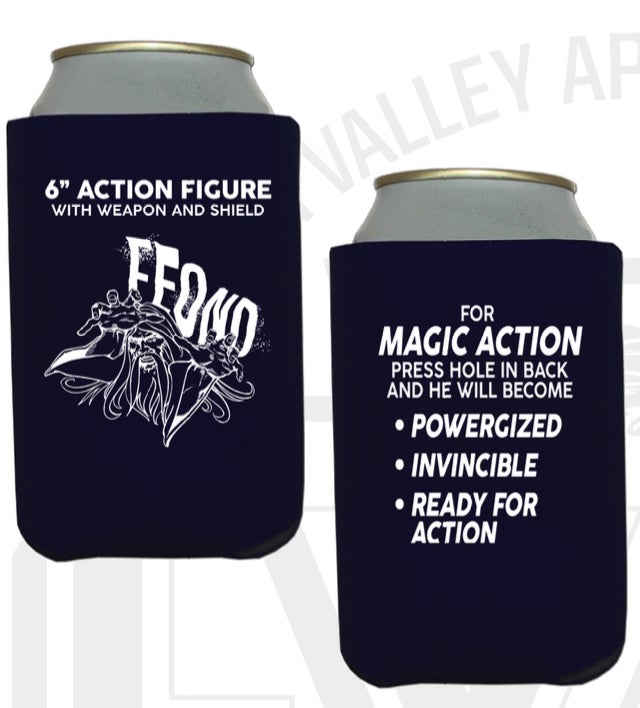 Image of POWERGIZED koozie