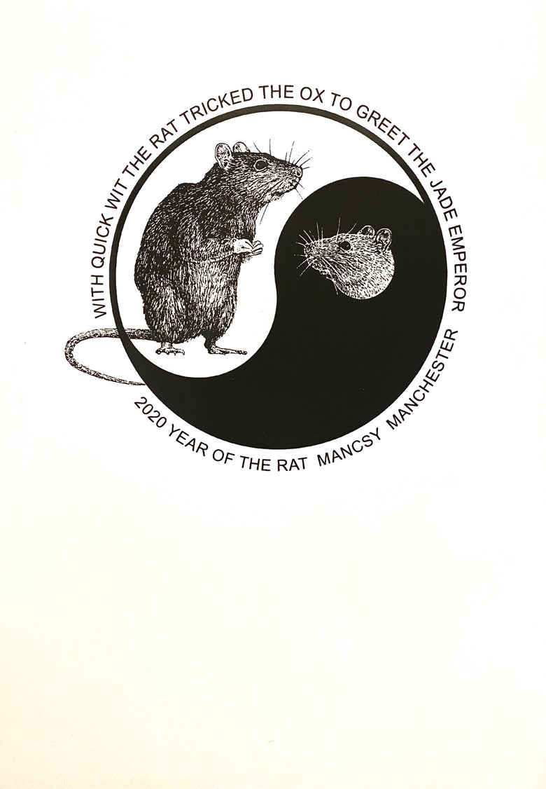Image of Year of the Rat 2020