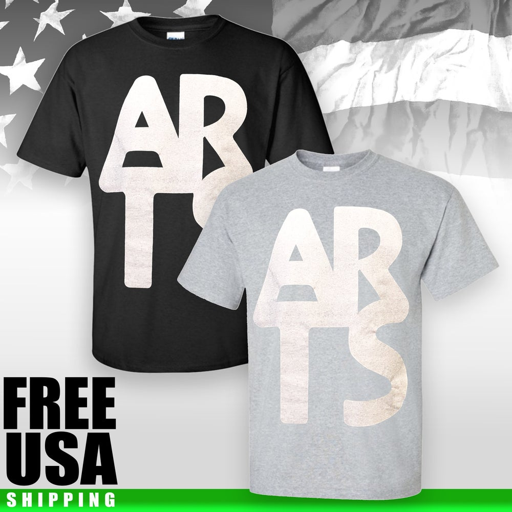 Image of ARTS Graphic Tee Shirt