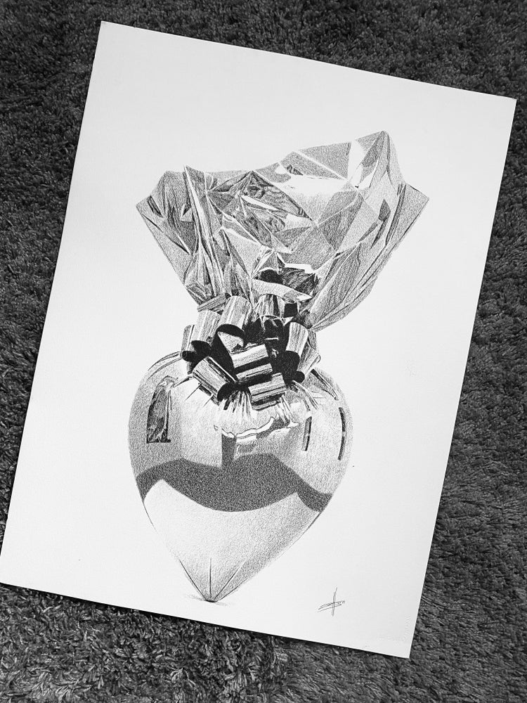 Image of Foiled Heart