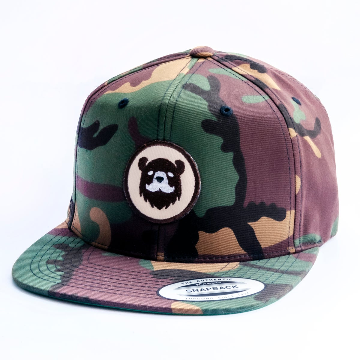 Camo Cap - Limited Edition