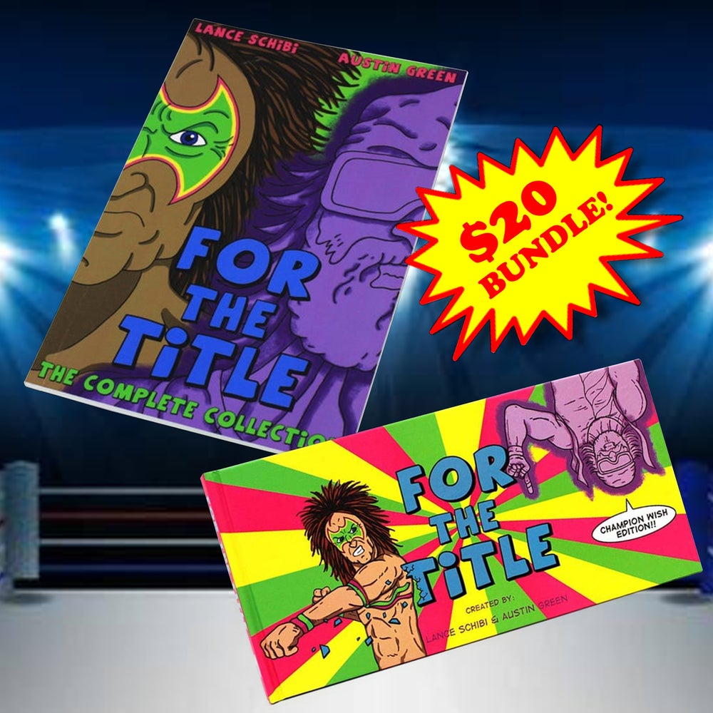 Image of FOR THE TITLE Complete COMPLETE Bundle!