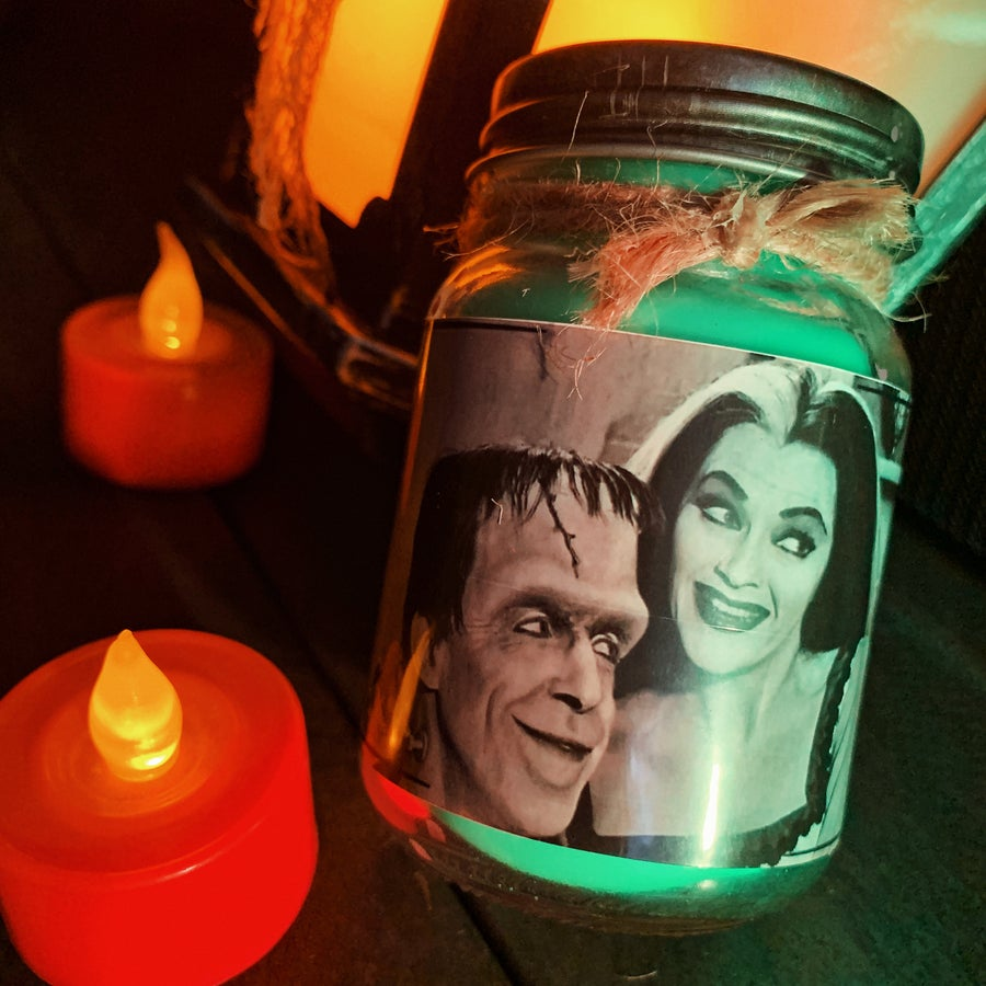 Image of Munsters Candle