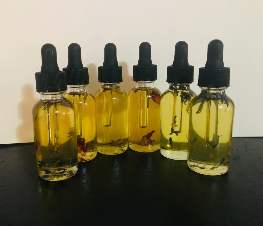 Image of Botanical Bath/ Massage Oil 2oz