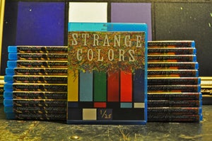 Image of Strange Colors Limited Edition Blu-Ray (Free DVD Copy)