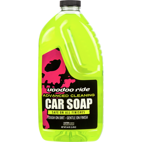 Image of ADVANCED CLEANING CAR SOAP