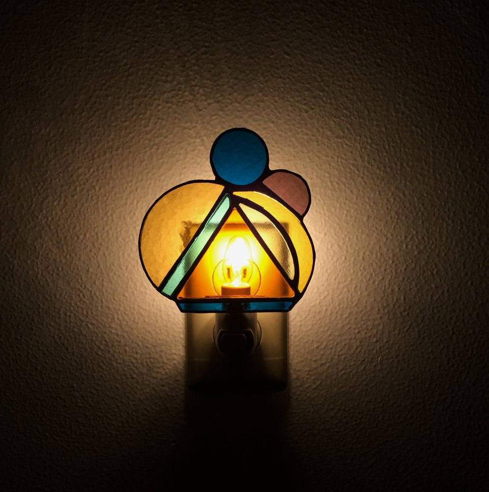 Image of No.4 Shapes Night Light