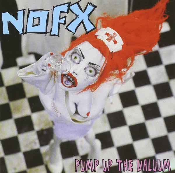 Image of NOFX - Pump Up the Valuum LP