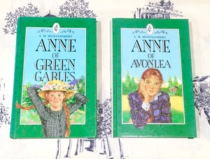 Image of Anne of Green Gables Book Wallet series