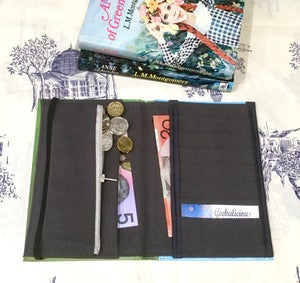 Image of Anne of Green Gables Book Wallet