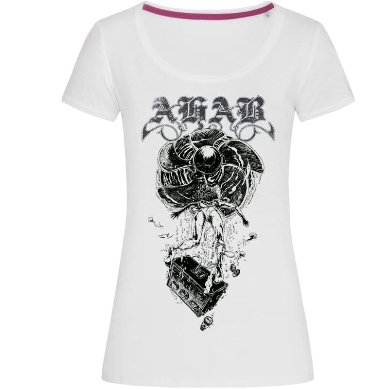 """Image of Ladies Shirt """"Stranger"""""""