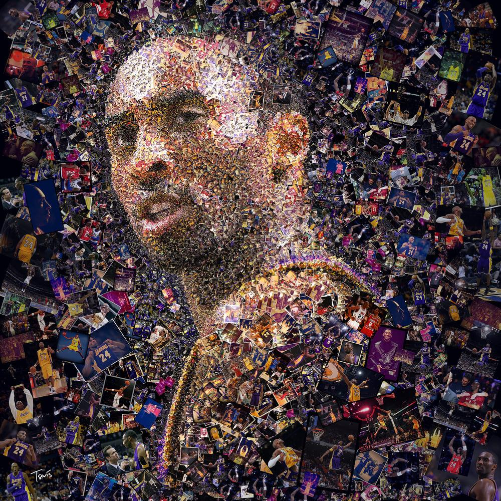 Image of Kobe Bryant: Thank you, Mamba