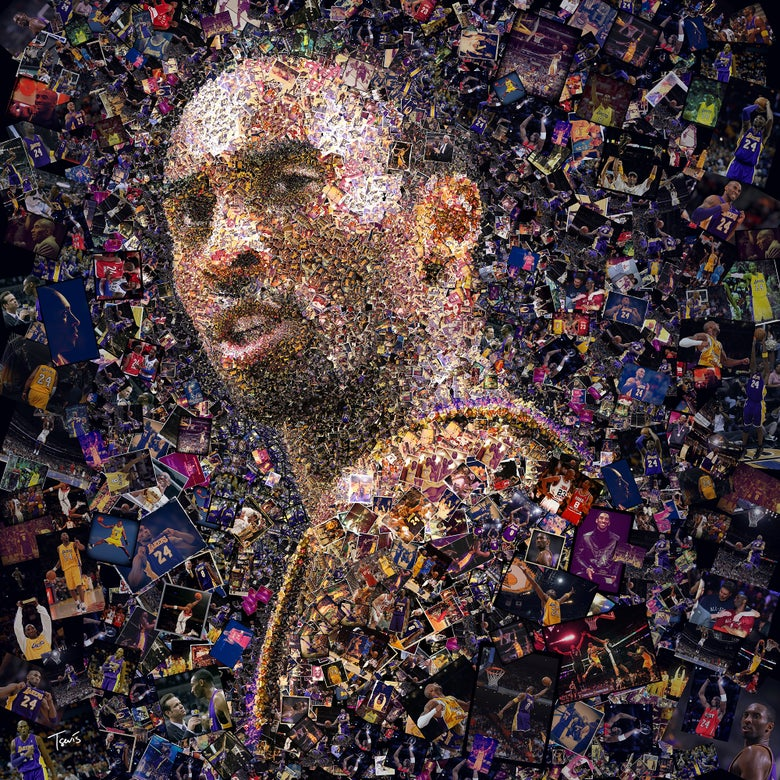 Image of Kobe Bryant: Thank you, Mamba