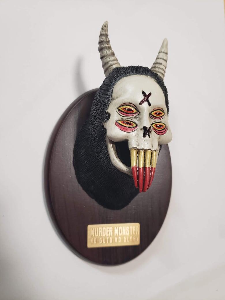 Image of Murder Monster Hunting Trophy