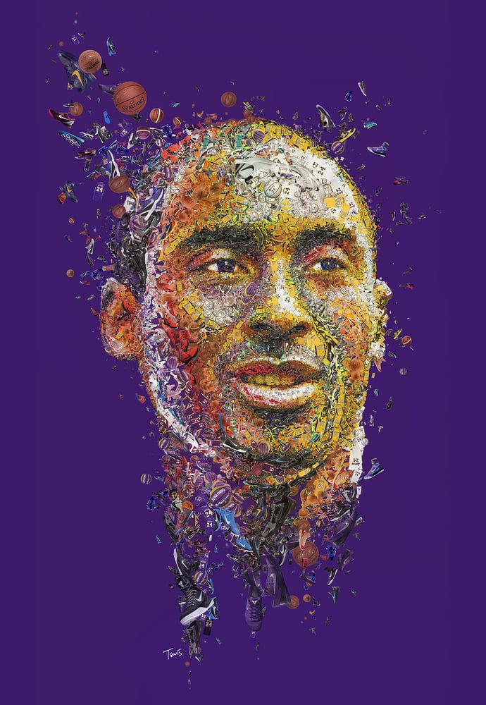 Image of The Kobe's Art for the Art of Kobe