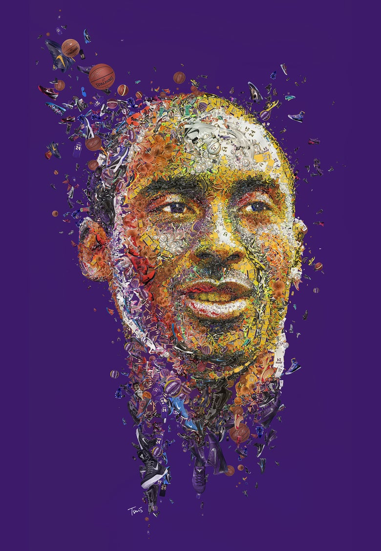 Image of The Kobe's Art for the Art of Kobe