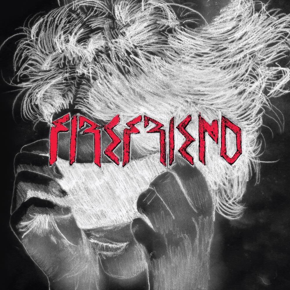 Firefriend - Negative Sun (+Black Hole Bonus) 2 X LP Colour Vinyl CARDINAL FUZZ 1 LEFT