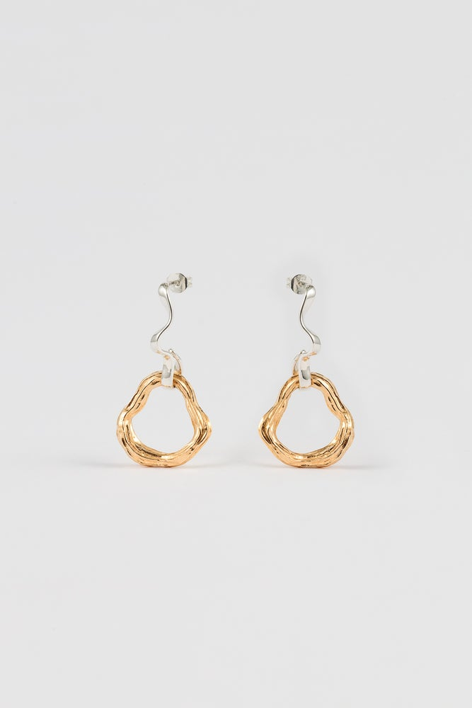 Image of scopa earrings