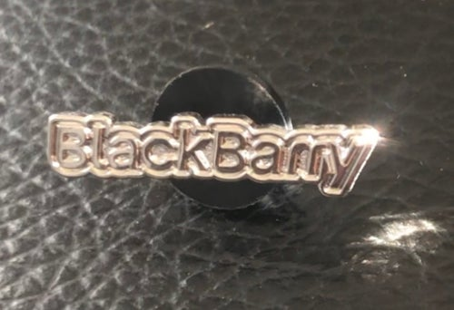 Image of BlackBarry Pin