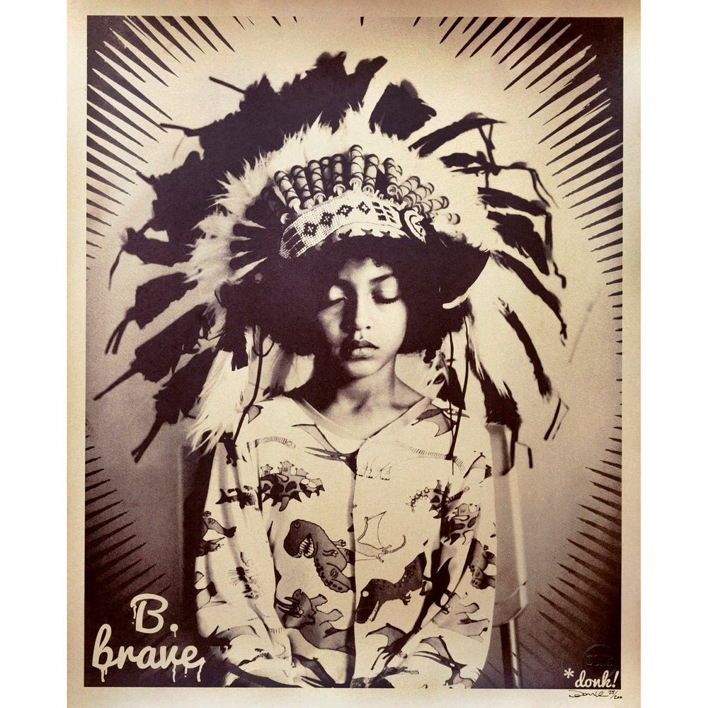 Image of B.brave (Gold edition)