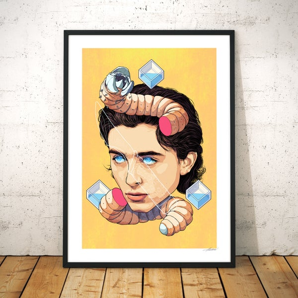 Image of  Paul Atreides | Giclée Art Print