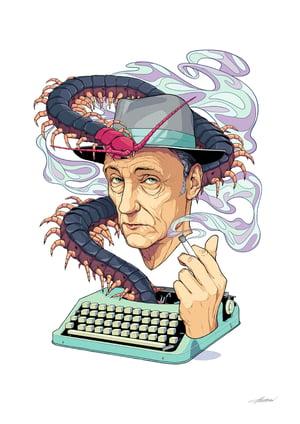 Image of William S. Burroughs | Giclée Art Print