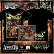 Image of WORMHOLE - The Weakest Among Us - Tshirt Bundle