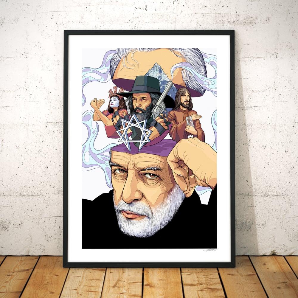 Image of Alejandro Jodorowsky | Giclée Art Print