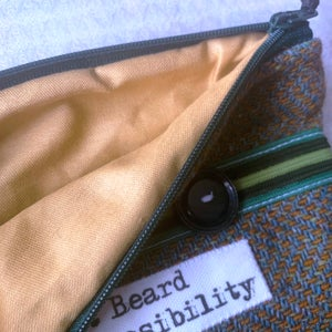 Image of Great Beard Quote Pouch