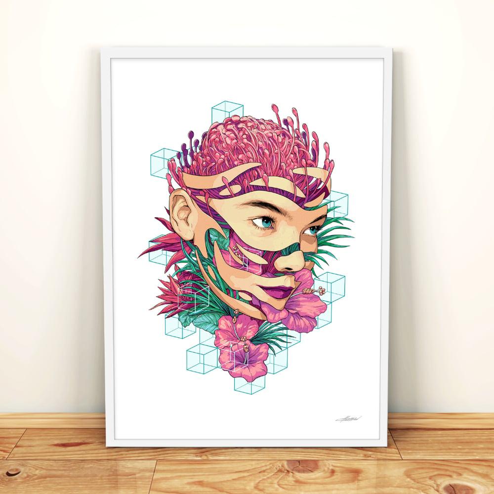 Image of Bjork | Giclée Art Print