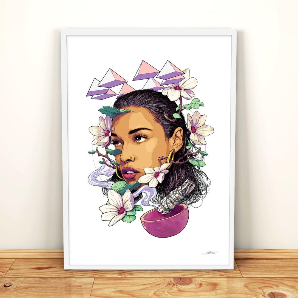 Image of Princess Nokia | Giclée Art Print
