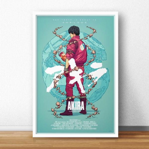 Image of Akira | Giclée Art Print