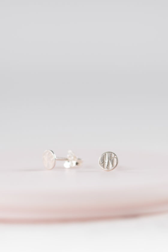 Image of Mini textured studs