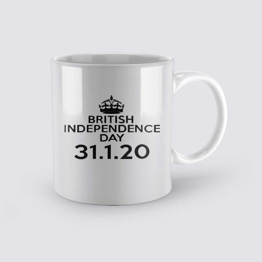 Image of Brexit Independence Day Coffee Mug