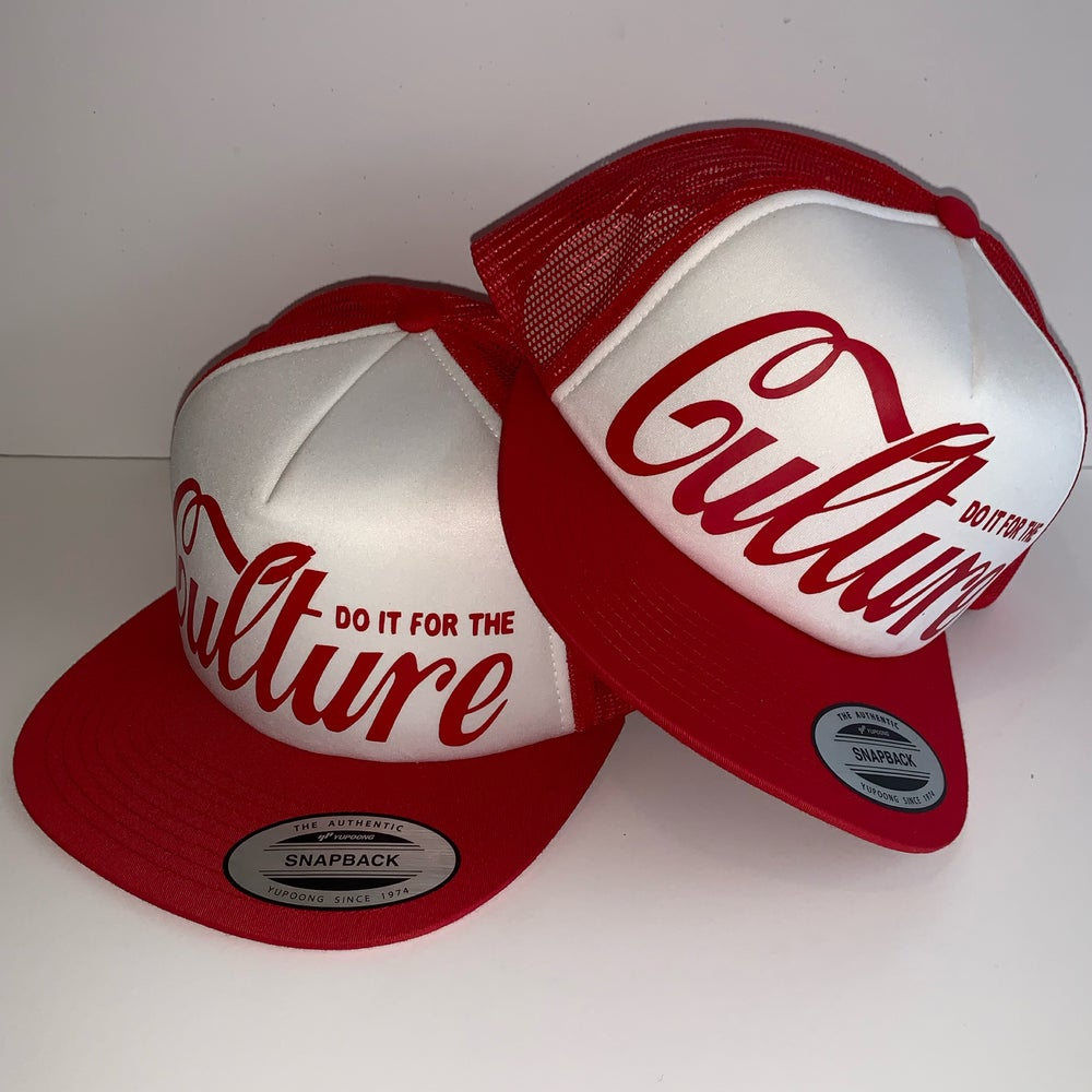 "Image of The ""For The Culture"" Hat"